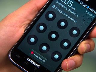 forgot android unlock pattern
