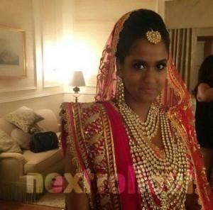 arpitaa khan-ayush-wedding pics