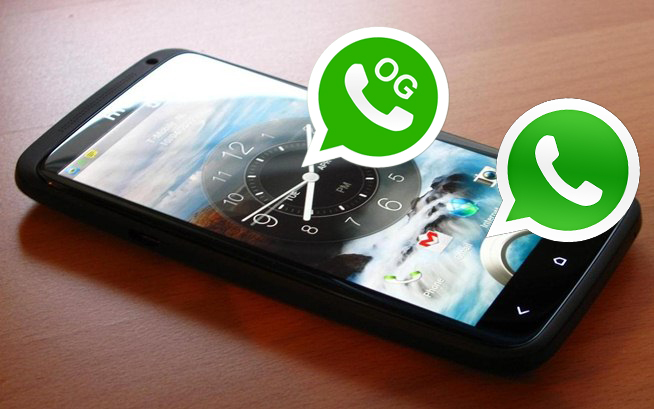 two whatsapp account in android phone