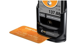 Pay Anywhere mobile payment app