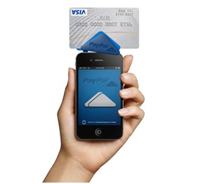 PayPal mobile payment app