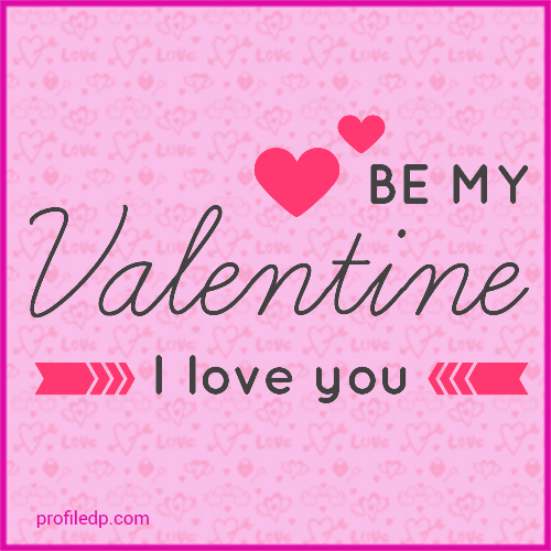 be my valentine picture valentines-day