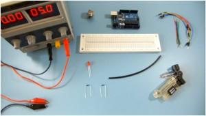 LPG gas sensor easily with Arduino1