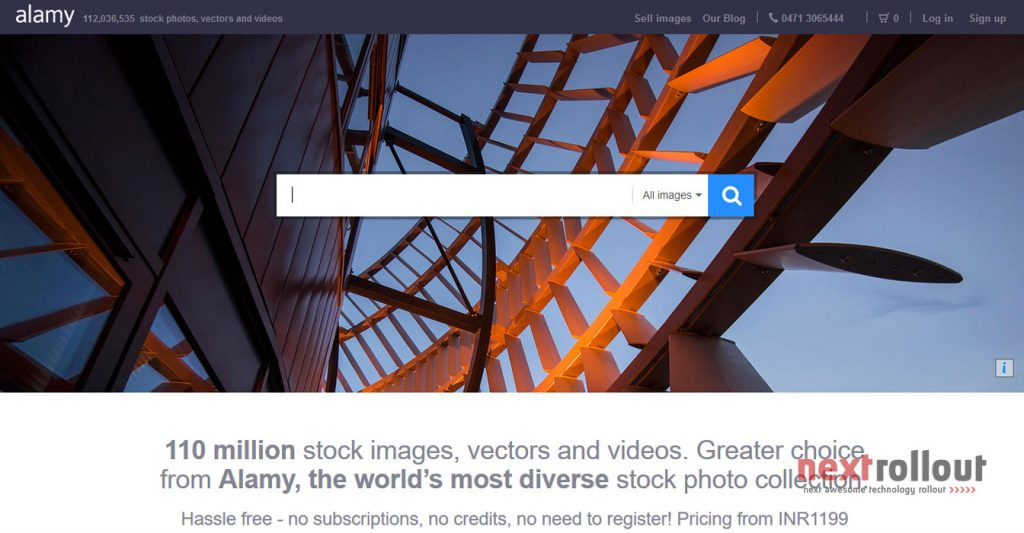 Make Money From Photography with Alamy
