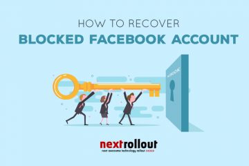 How To Recover Blocked Facebook Account