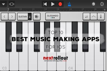 Top 10 Best Music Making App For IOS